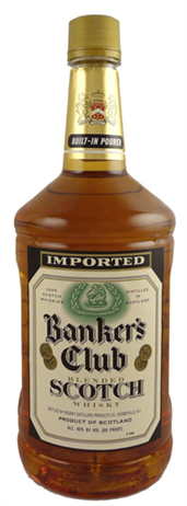 Bankers Club Scotch